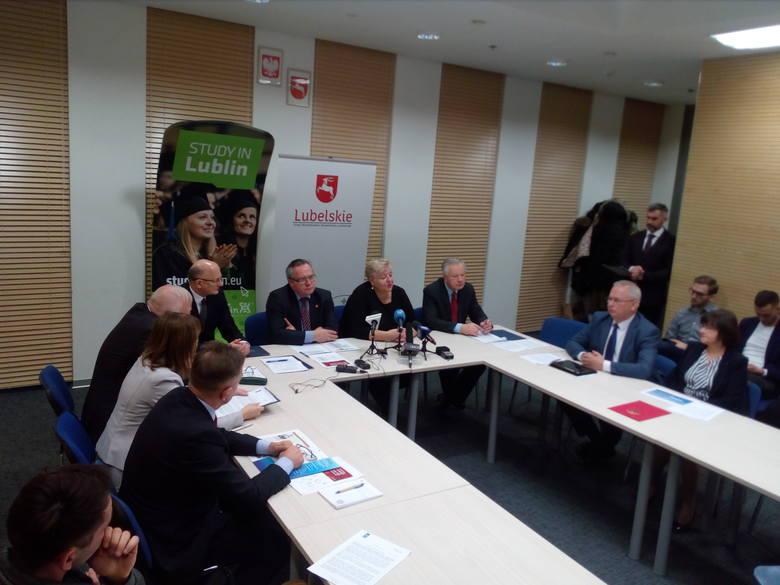Powstaje Kolegium Akademickiego Lublina. Uczelnie mają na tym tylko zyskać