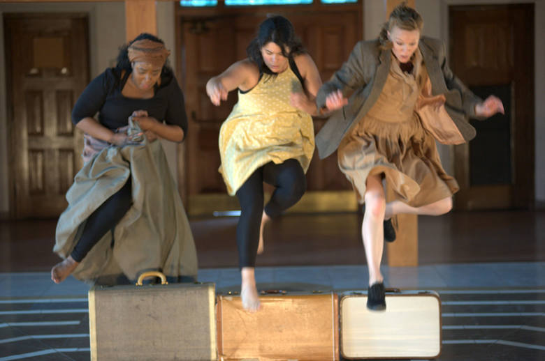 Kampania z Nowego Orleanu w teatralnej opowieści o migracji