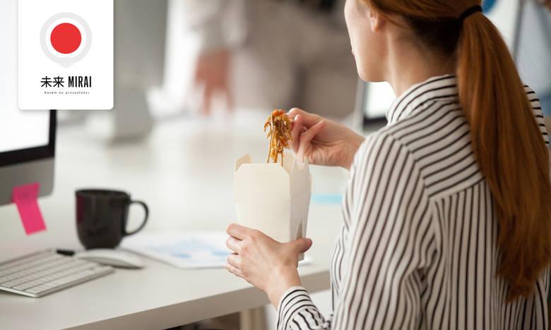 Projekt Mirai. Koronawirus w Japonii. Jak radzą sobie restauracje? Pomysły przedsiębiorców na walkę z Covid-19