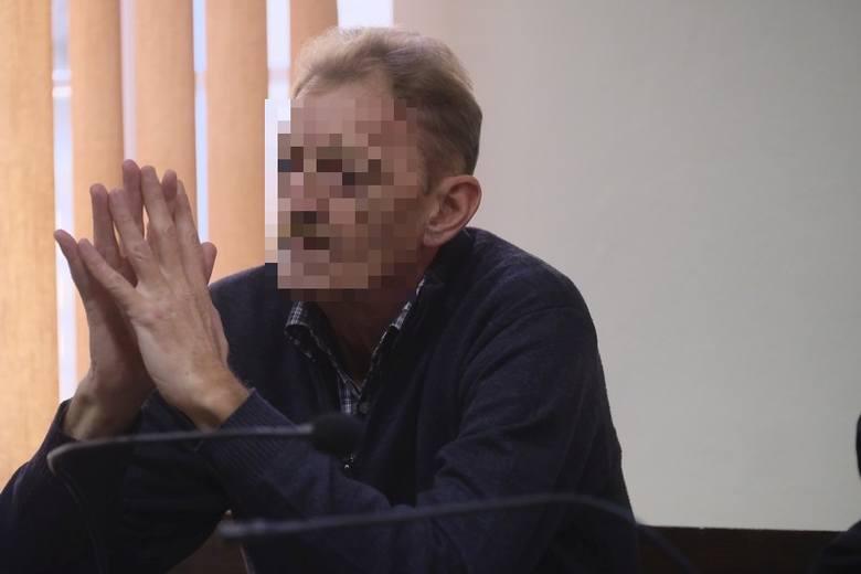 Grzegorz K., trener z Golubia-Dobrzynia, miał przemocą doprowadzać dziewczynkę do poddawania się tzw. innym czynnościom seksualnym. W poniedziałek (14.01)