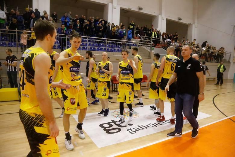 Przed koszykarzami Sokoła decydujące spotkanie