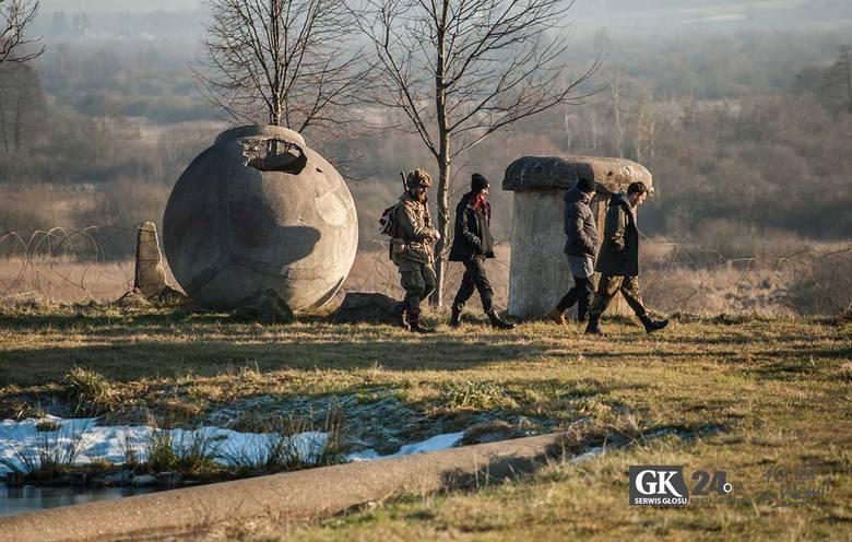 Podczas mijającego weekendu w Malechowie odbywał się zimowy zlot militarny.Uczestnicy zlotu mogli z bliska przyjrzeć się m.in. niecodziennej kolekcji