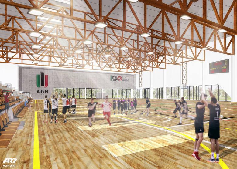 Nowa hala sportowa będzie gotowa za dwa lata