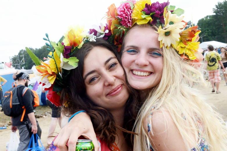 Przystanek woodstock 2017, dziewczyny, które wpadły w oko fotoreporterowi GL