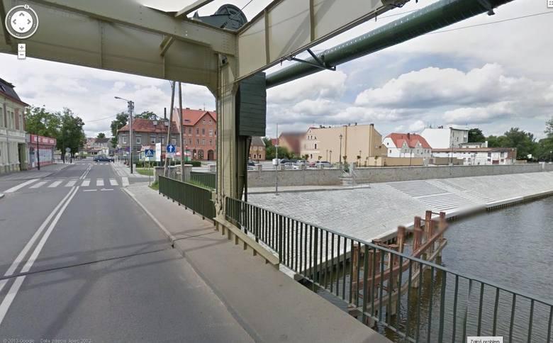 Nowa Sól w Google Street View (zdjęcia)