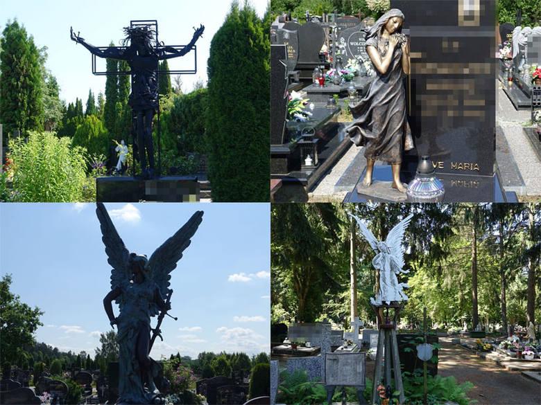 Dzisiaj odwiedziliśmy koszaliński cmentarz. Przechodząc cmentarnymi alejkami, można zobaczyć nietypowe nagrobki. Wśród nich między innymi kamienna judoga,