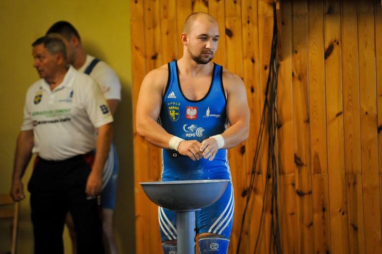 Krzysztof Zwarycz powinien liczyć się w walce o medale.