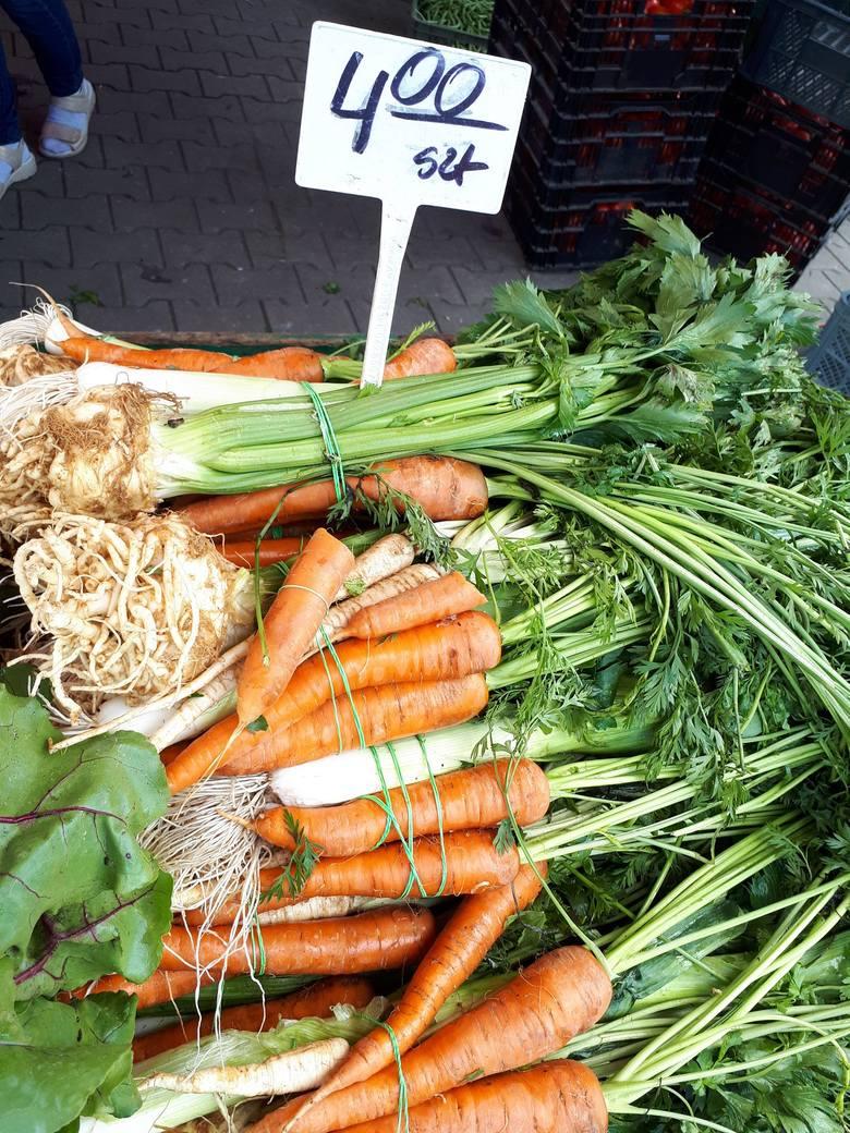 Polowanie na warzywa i owoce - drożyzna zmusza do wyszukiwania promocji