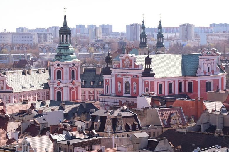W niedzielę oficjalnie otwarto Zamek Przemysła w Poznaniu. Zachęcamy Was, byście odwiedzili to miejsce i przy okazji zajrzeli na taras widokowy, z którego