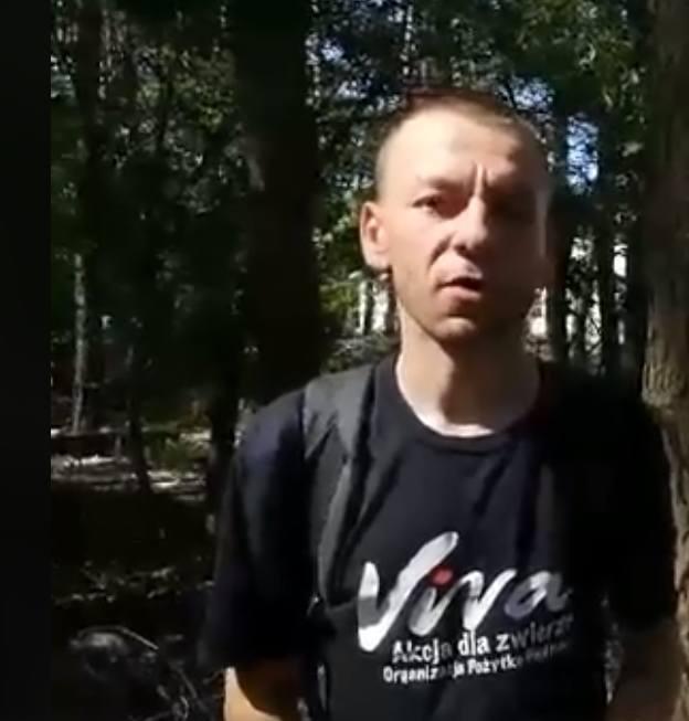Gmina Kobylanka. Szczątki kur porozrzucane za bramą fermy w Niedźwiedziu [drastyczne zdjęcia]