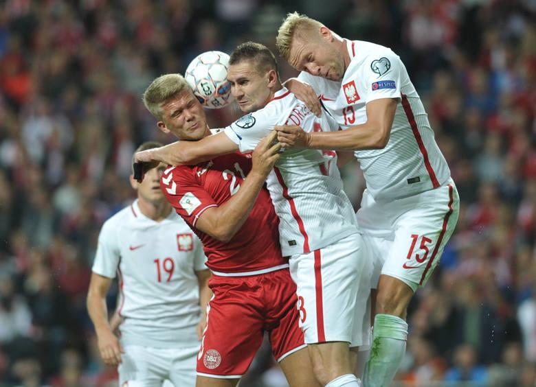 Dania - Polska 4:0. Oceniamy Biało-Czerwonych