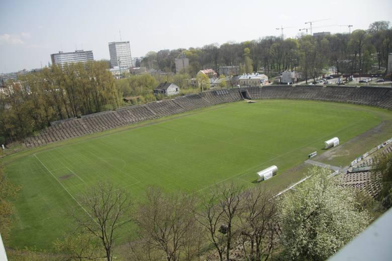 Będą burzyć stadion Lublinianki, żeby zbudować centrum sportowe