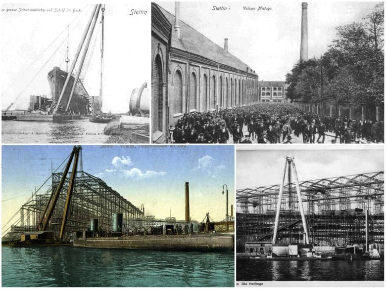 Gdy w 1851 roku dwóch przedsiębiorców z Hamburga założyło w Szczecinie stocznię nie wiedzieli, że będą to podwaliny pod jedną z najbardziej znanych w