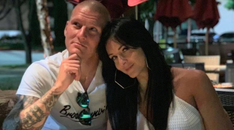 Zdenek Ondrasek żeni się z krakowianką! Piękna Daria Dembińska została jego miłością, gdy grał w Wiśle ZDJĘCIA
