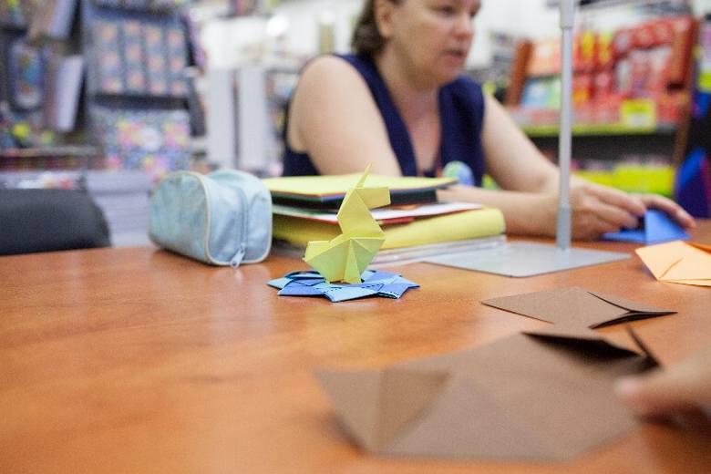 Origami w Manufakturze. Japońska sztuka składania papieru