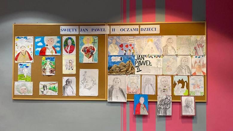 Rozstrzygnięto konkurs plastyczny o papieżu Polaku