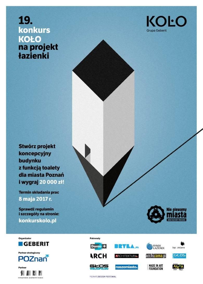 Nowa toaleta miejska w Poznaniu. Robert Konieczny i Ewa Kuryłowicz inspirują architektów