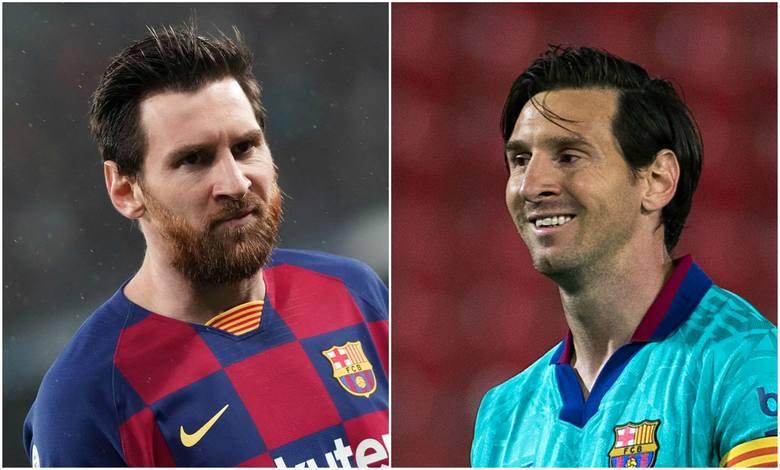 Nowy wizerunek Lionela Messiego. Gwiazdor FC Barcelony zgolił brodę [ZDJĘCIA]