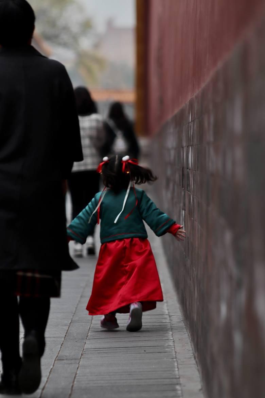 Współczesne Chinki pozbywają się kompleksów swoich matek i babć