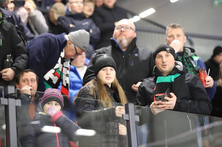 GKS Tychy - Unia Oświęcim 3:0. Ligowy hit oglądało 1500 kibiców