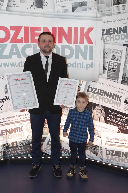Gala podsumowująca wyniki Plebiscytu Dziennika Zachodniego Sportowiec, Trener i Drużyna Roku 2017 województwa śląskiego  odbyła się  na Stadionie Śl