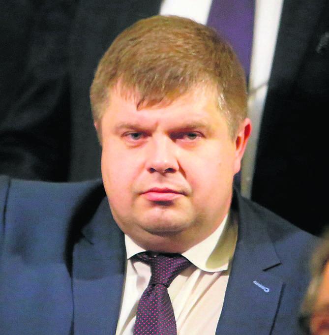 Wojciech Kałuża - ostatnio jego nazwisko przypominano przy okazji możliwych zdrad politycznych w Senacie