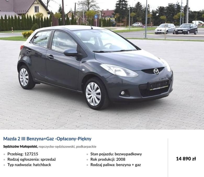 Dzięki uprzejmości serwisu ogłoszeniowego gratka.pl publikujemy samochody na sprzedaż z instalacją gazową. Oferty pochodzą z Podkarpacia. Cena to maksymalnie