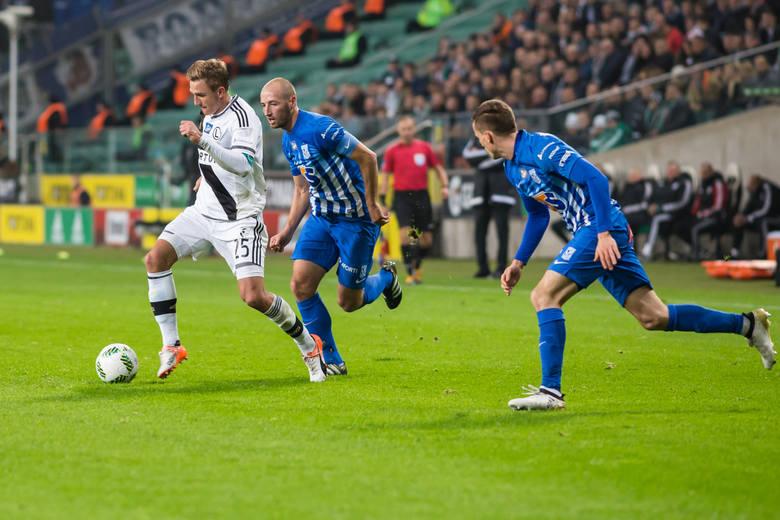 Kolejorz będzie chciał zrewanzować się Legii za porażkę 1:2 w Warszawie. Punkt stracił w doliczonym czasie gry, po golu ze spalonego, którego nie dostrzegł