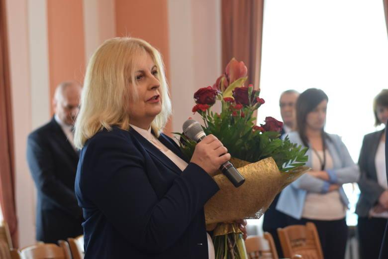 Anna Gołąb, decyzją radnych została nową skarbniczką miasta