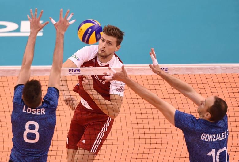 Piotr Nowakowski wziął udział w obu dotychczasowych turniejach Ligi Narodów.