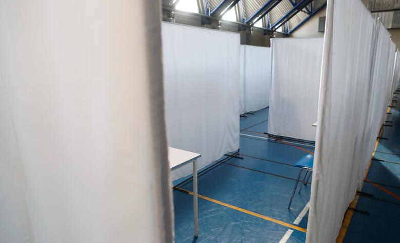 Powstaje nowy punkt szczepień masowych w hali Podpromie w Rzeszowie.