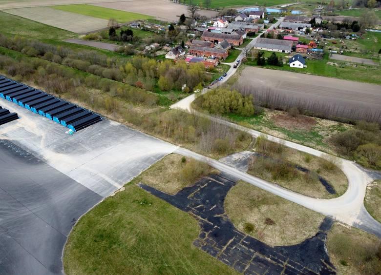 Makowice i awaryjne lotnisko gdzie w tym roku ma odbyć się Pol'and'Rock Festival