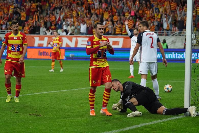 Jesus Imaz - piłkarzem sierpnia w PKO Ekstraklasa