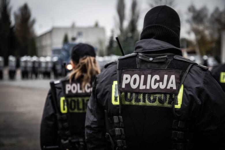 W Koluszkach policjant po służbie złapał pijanego motorowerzystę