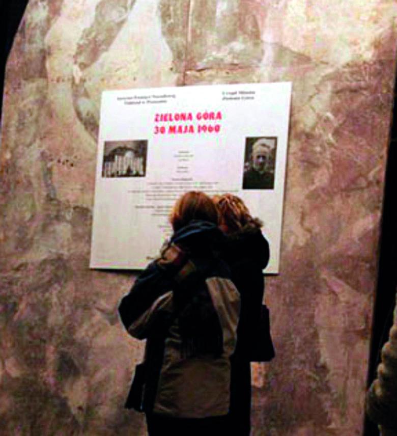 """Przedstawienie """"Pokropek"""" w 2007 roku, połaczone z wystawą, wywołało nawet skandal..."""