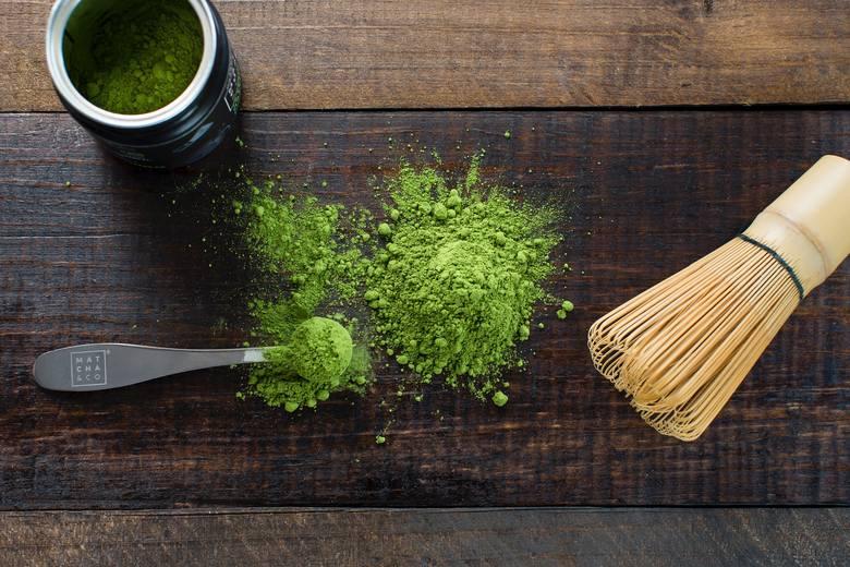 EGCG to epigallokatechina występująca w dużej ilości w zielonej herbacie, a zwłaszcza tej sproszkowanej, spożywanej razem z liśćmi (matcha). Antyoksydant