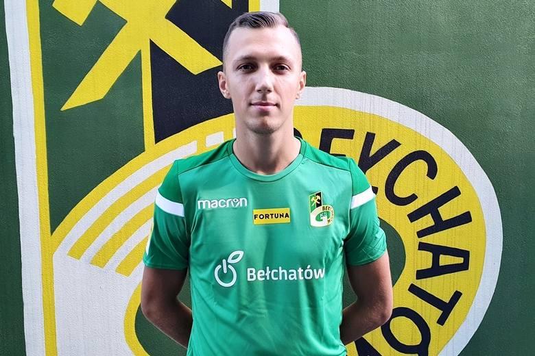 Seweryn Michalski wrócił do Bełchatowa