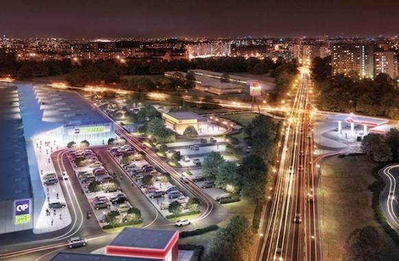 Kategoria: Bryła, centrum handlowe<br /> Quick Park Mysłowice