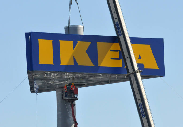Sieć IKEA to najpopularniejsza sieć, w której można kupić meble oraz elementy wyposażenia wnętrz