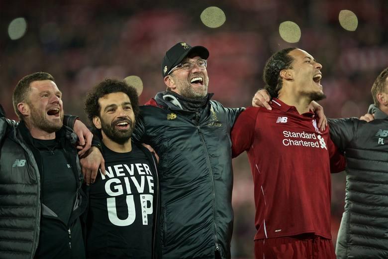 Bartosz Kurek to fan Liverpoolu.