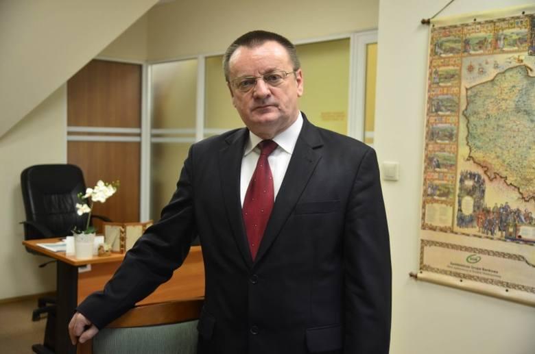 Paweł Łukaszewski, powiatowy inspektor nadzoru budowlanego