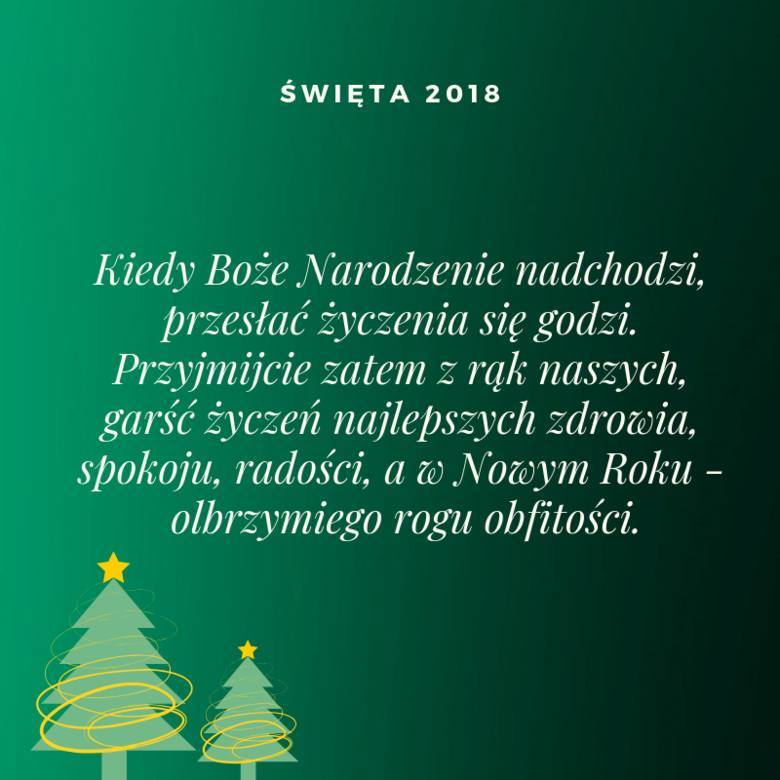życzenia świąteczne Na Boże Narodzenie Krótkie Wesołe I