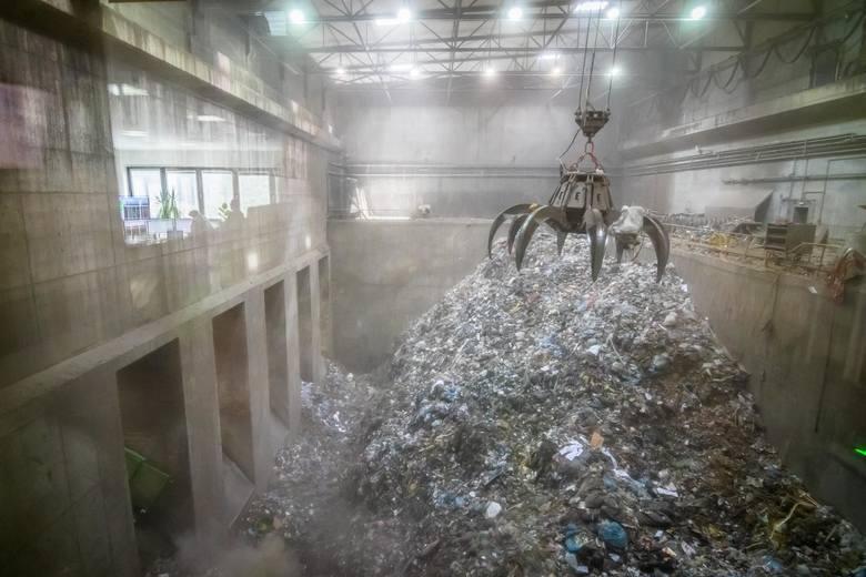 """Sceneria niczym z """"Gwiezdnych wojen"""" albo z Zakładu Termicznego Przetwarzania Odpadów Komunalnych w Bydgoszczy"""
