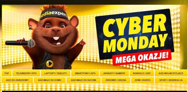 Cyber Monday 2019: Media Markt, Media Expert, RTV Euro AGD, Komputronik
