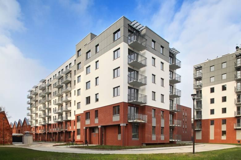 W Łodzi powstaje rekordowo dużo mieszkań. Tylko na Polesiu pięciu deweloperów buduje obecnie 850 lokali. We wtorek otwarto Osiedle Łąkowa, gdzie jest