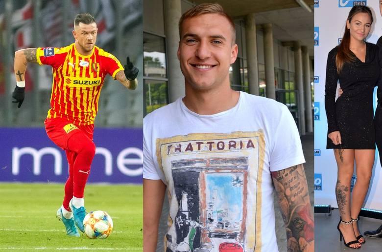 Tatuaże są coraz popularniejsze wśród sportowców, również wśród tych w województwie świętokrzyskim, zwłaszcza piłkarzy i przedstawicieli sportów walki.Tatuażami