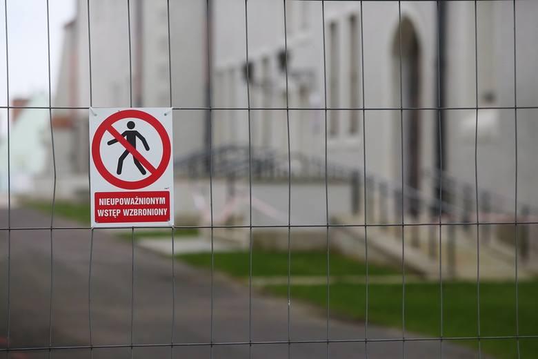 Katastrofa na Zamku w Szczecinie. Przyczyna zawalenia? Nadal nie wiadomo
