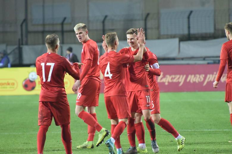 Reprezentacja Polski w piłce nożnej U20 podjęła na stadionie pierwszoligowej Chojniczanki Chojnice reprezentantów Szwajcarii. I w turnieju Elite League