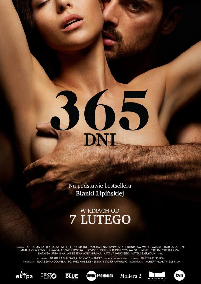 """""""365 dni"""" pierwszy polski film erotyczny"""