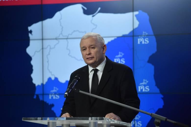 Wybory parlamentarne 2019: Prezes PiS Jarosław Kaczyński zaprezentuje w sobotę 41 liderów list w wyborach do Sejmu